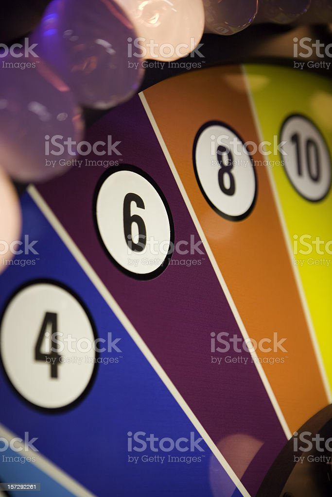wheel fortune royalty-free stock photo