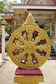 Wheel of Dharma.