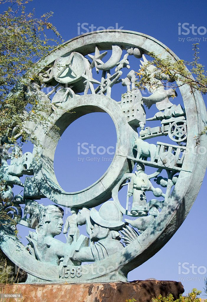 Wheel of Time royalty-free stock photo