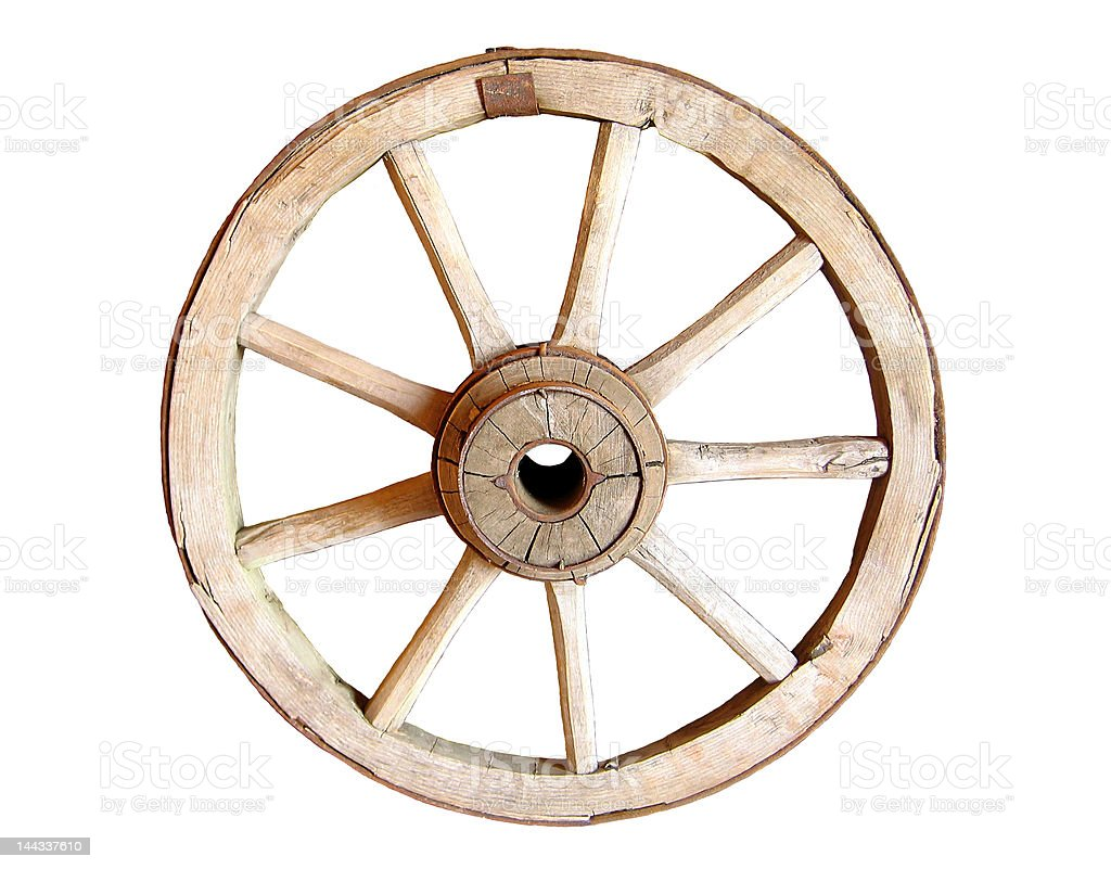 Wheel. royalty-free stock photo