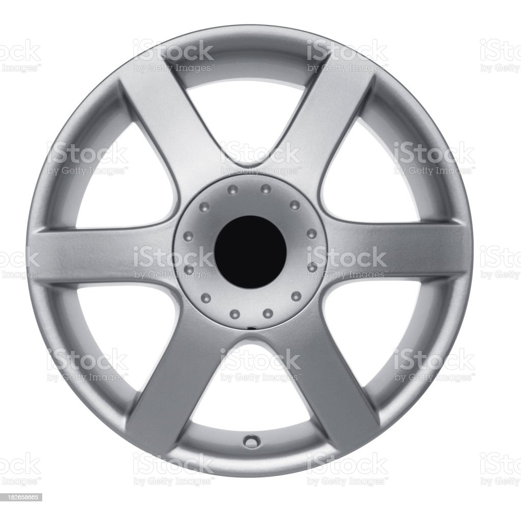 Wheel royalty-free stock photo