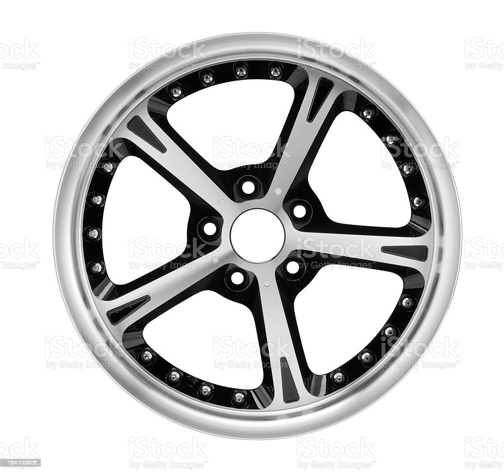 Wheel royalty-free stock photo