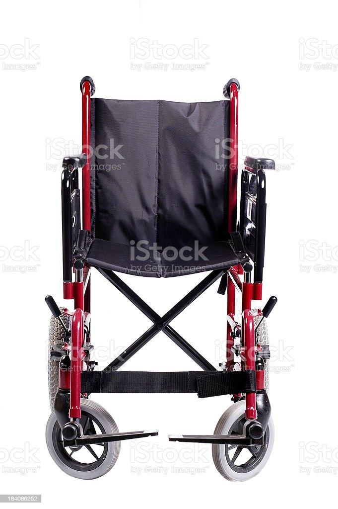 Wheelchair royalty-free stock photo