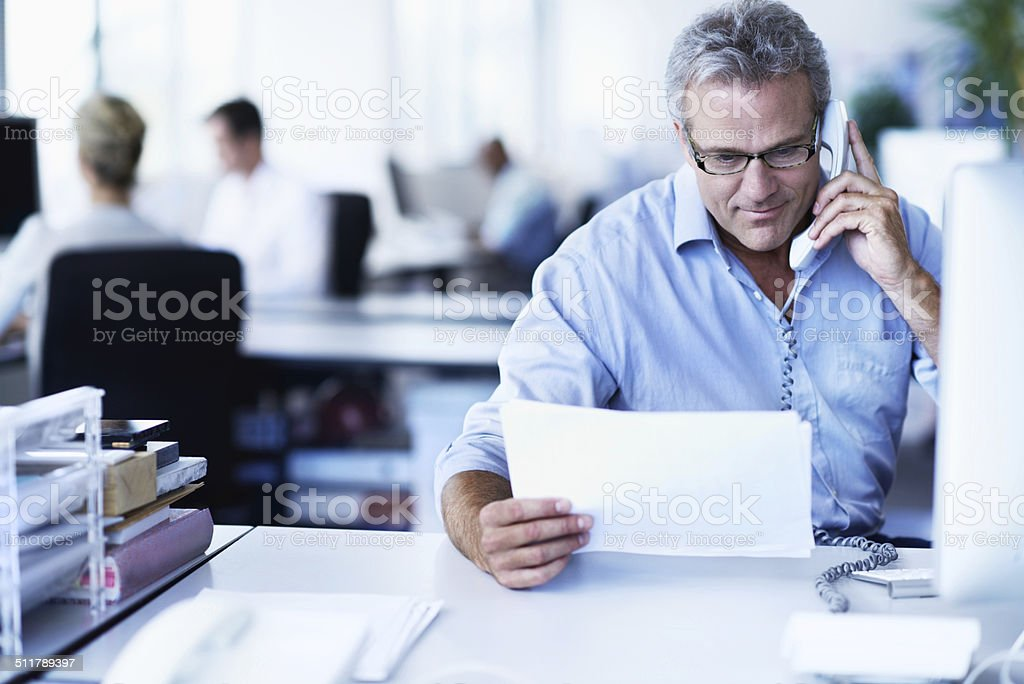 When an email just won't do... stock photo