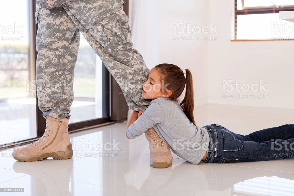 when duty calls stock photo