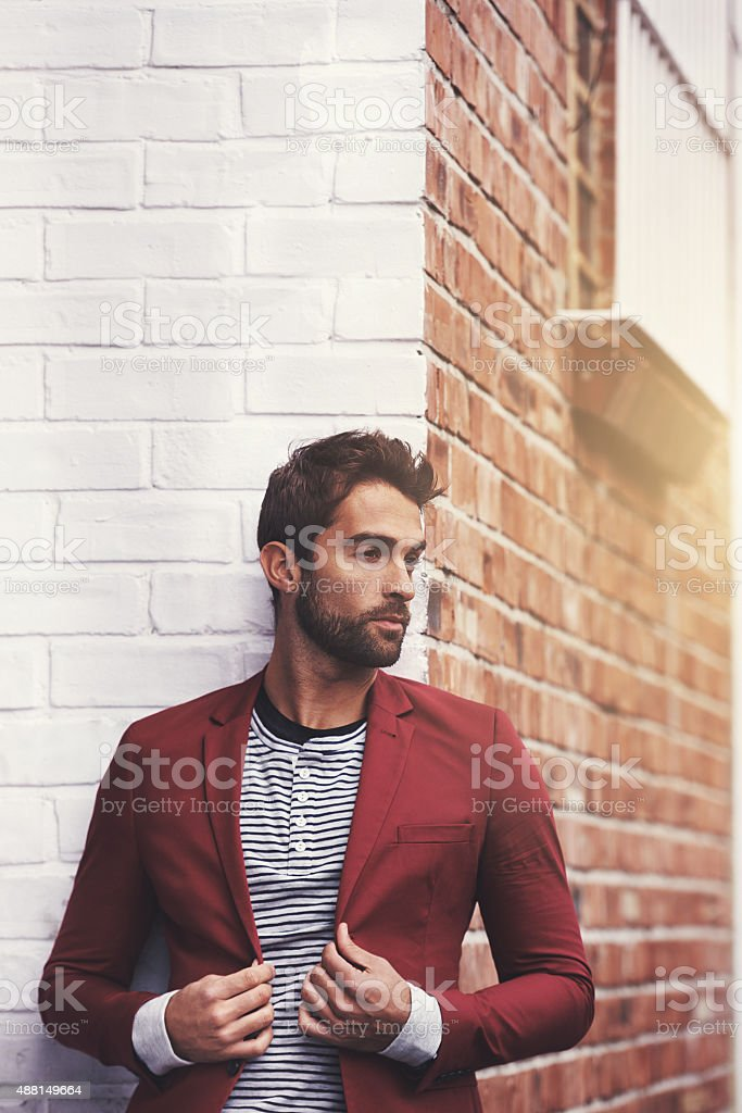 When you look good, you feel good stock photo