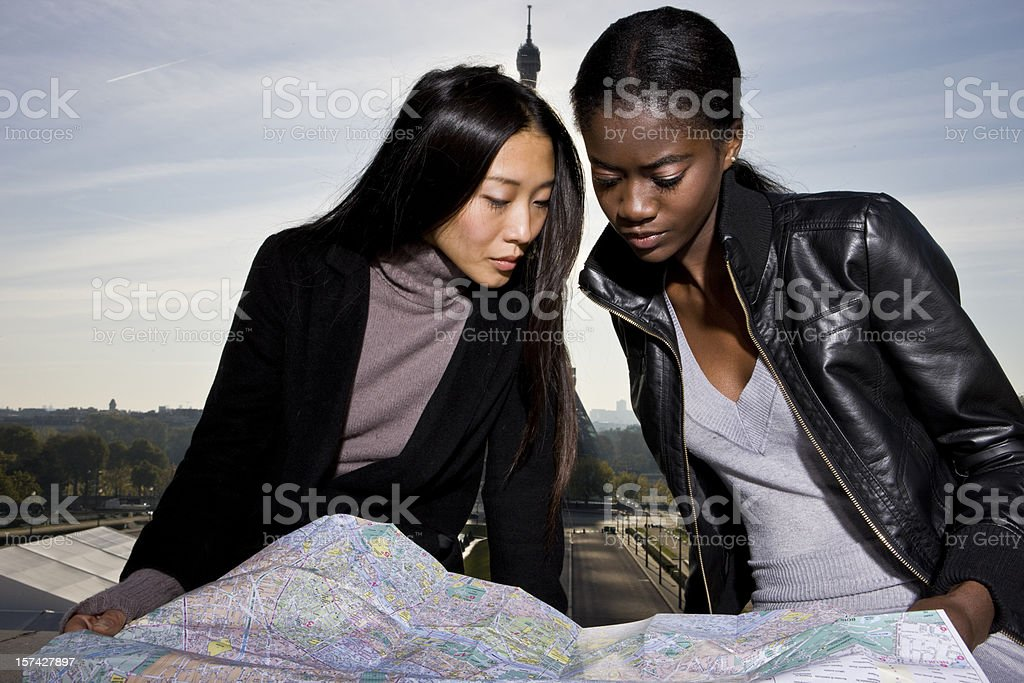 Where are we? royalty-free stock photo