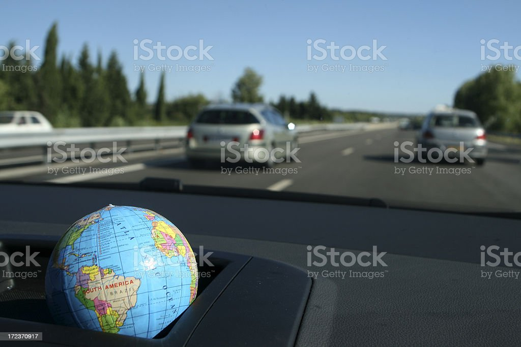 Where are you driving? stock photo