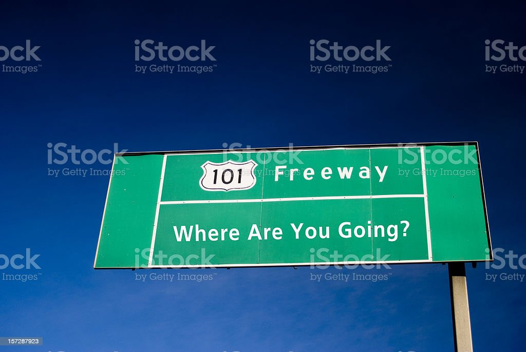 Where are  you going? royalty-free stock photo