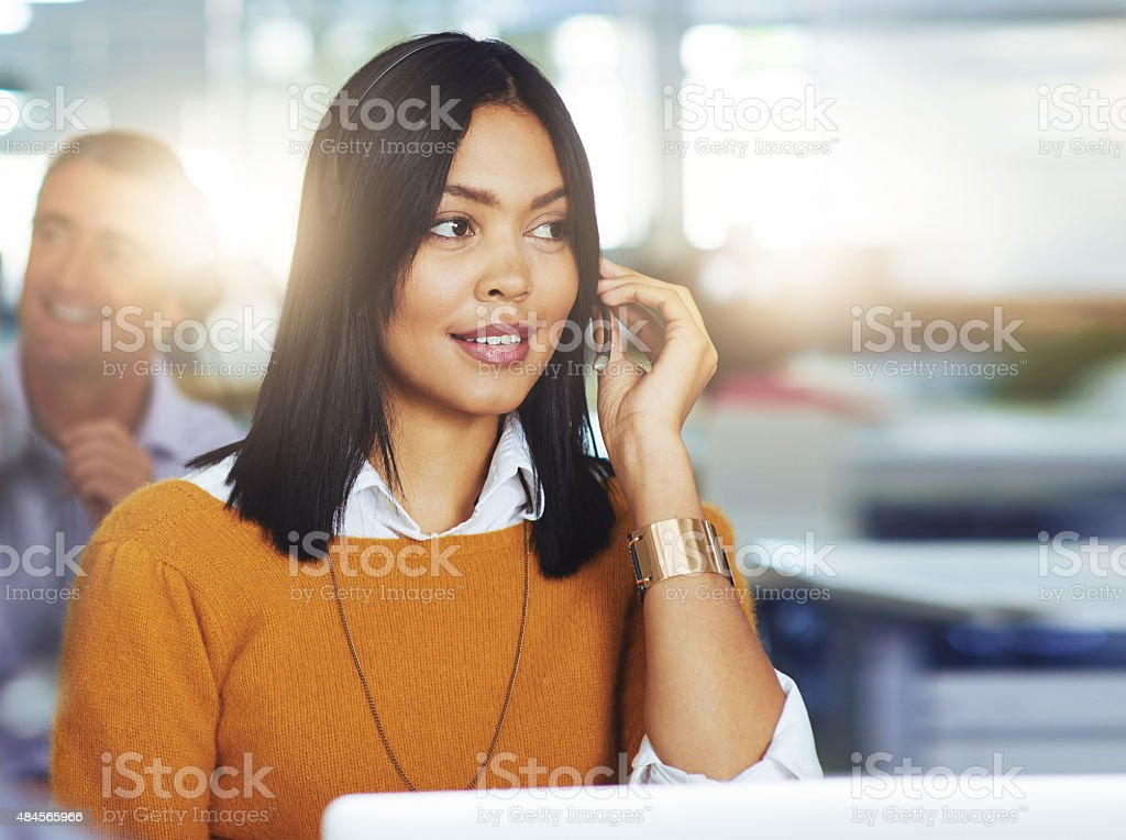 Where can I direct your call? stock photo