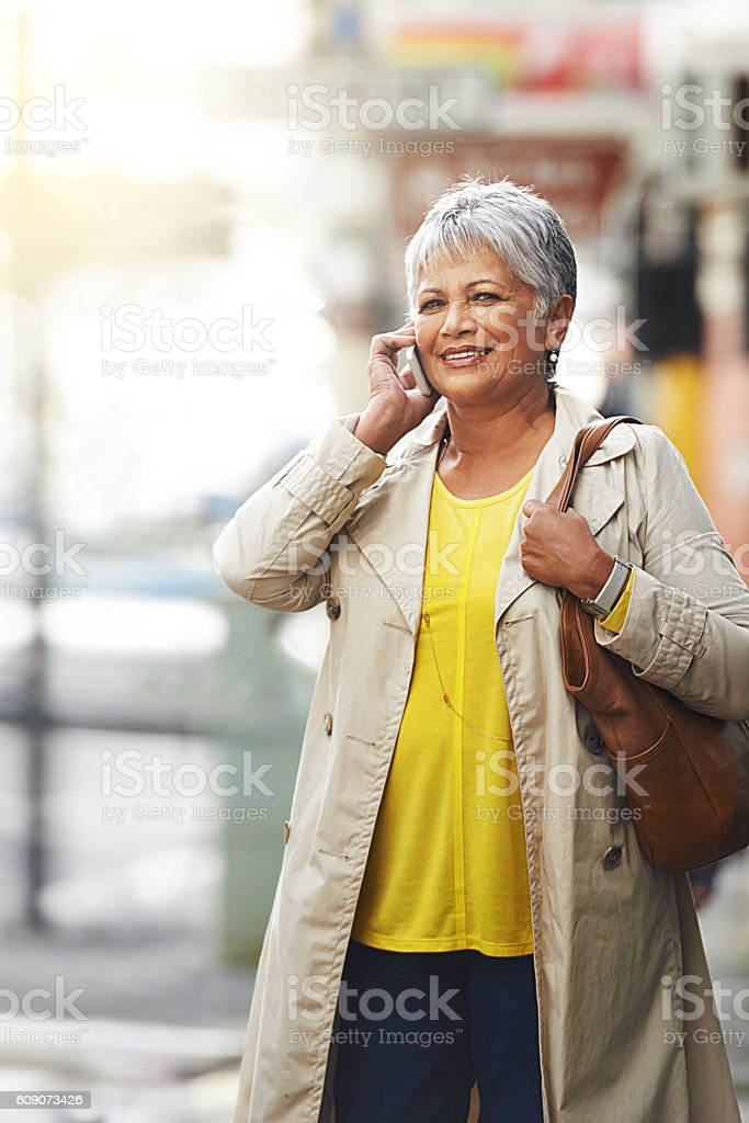Where exactly is this cafe you're at? stock photo