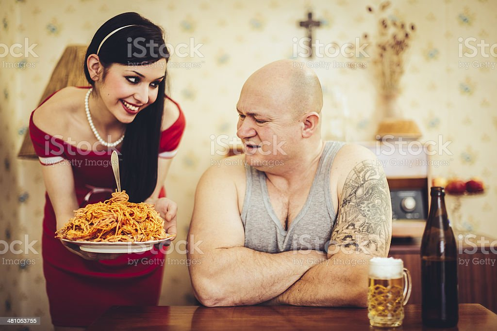 Where is the love? stock photo