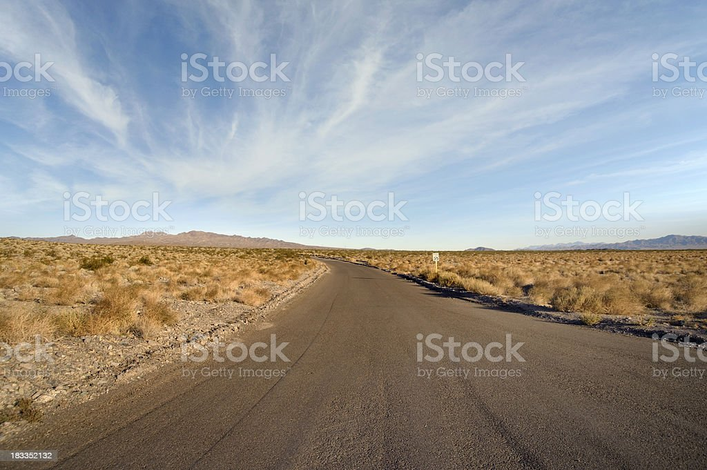 where the wind takes you stock photo