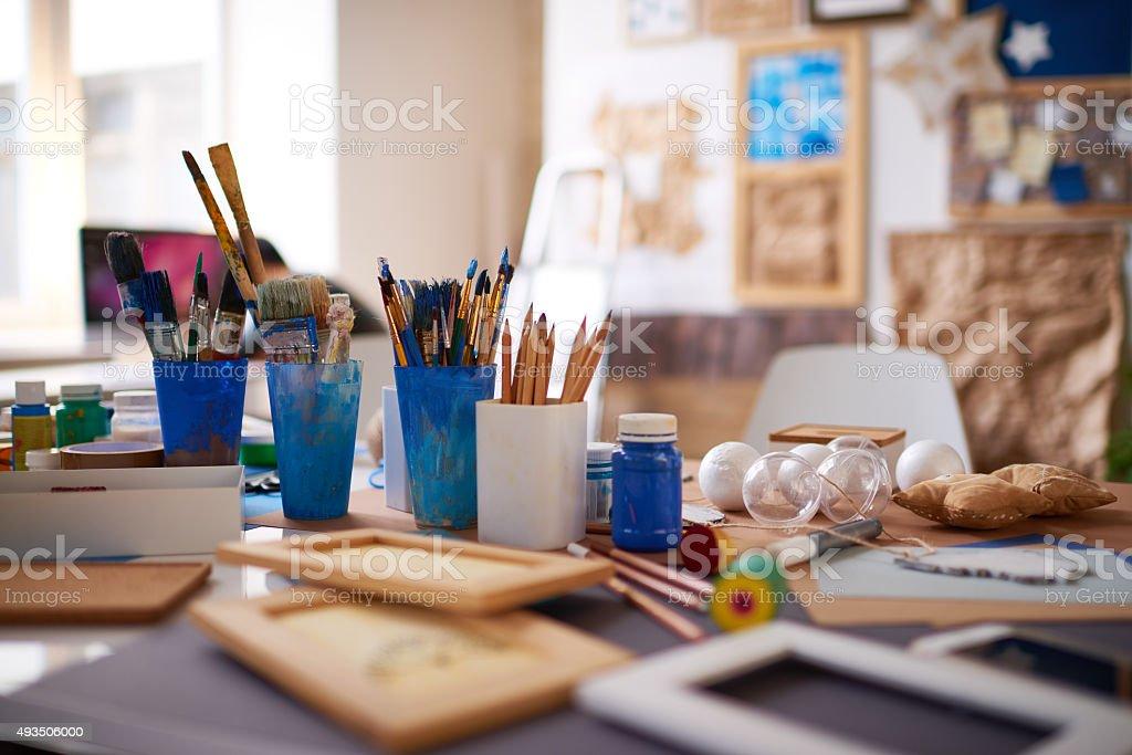 Where they create stock photo
