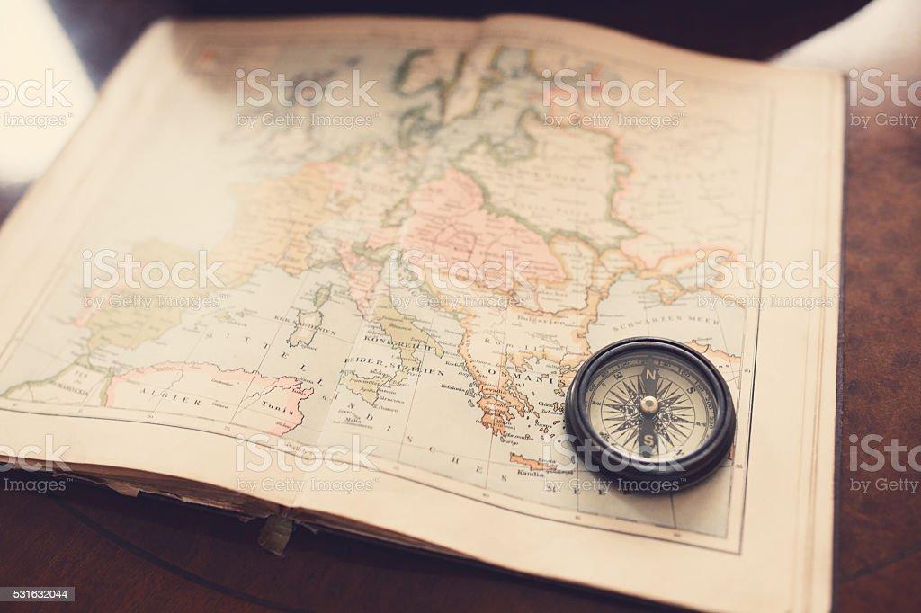 Where to go? stock photo