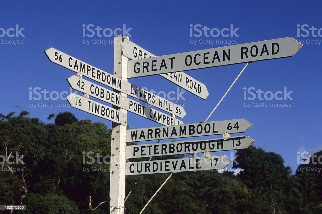 Where to? royalty-free stock photo