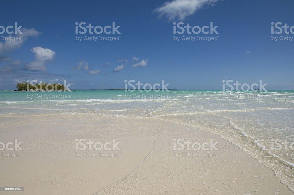 Where Waters Meet stock photo