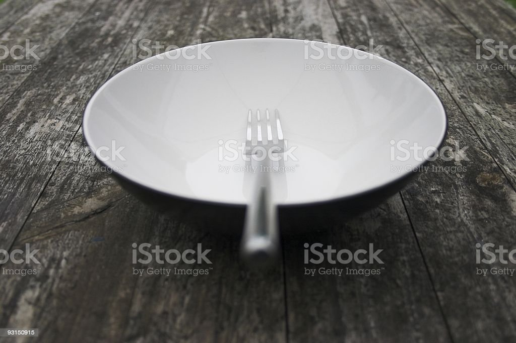 Where's my food!!! royalty-free stock photo