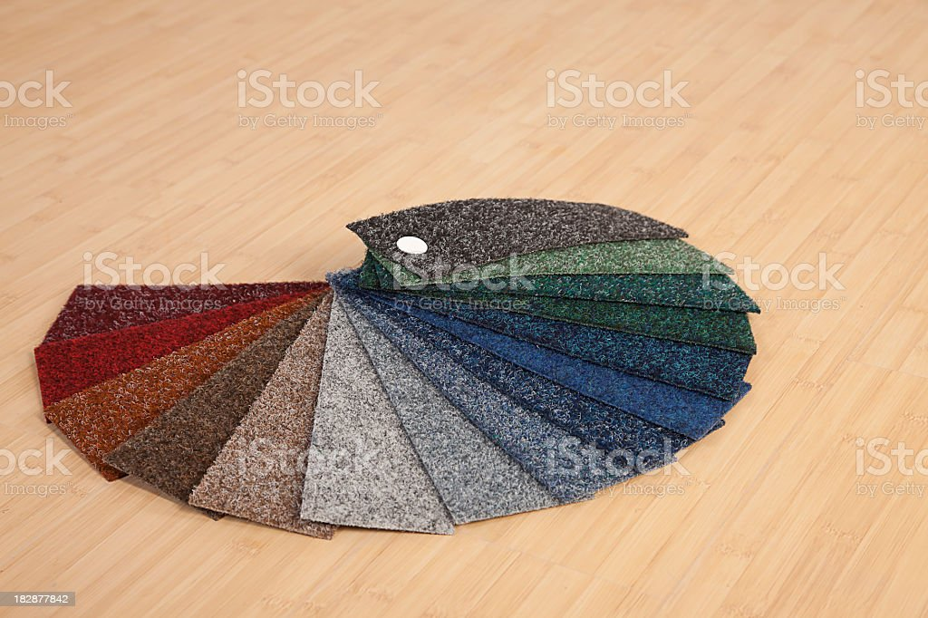 Which carpet? royalty-free stock photo