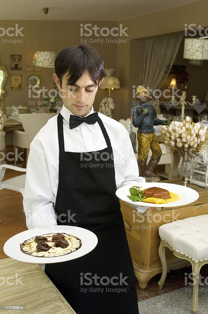 which one dessert? royalty-free stock photo