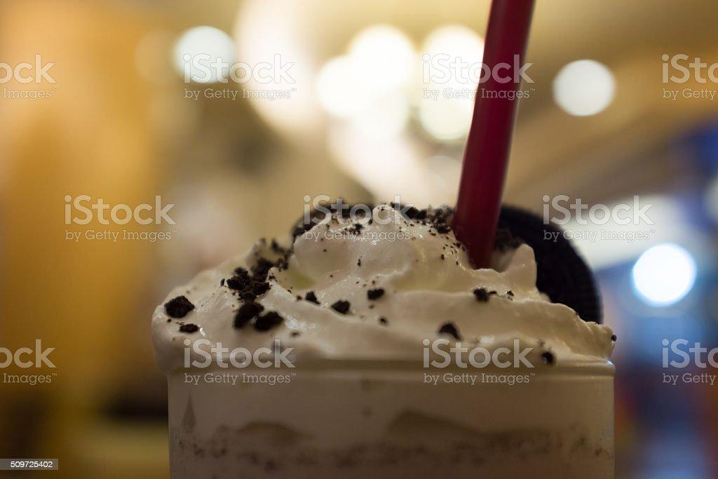Whipping Cream stock photo