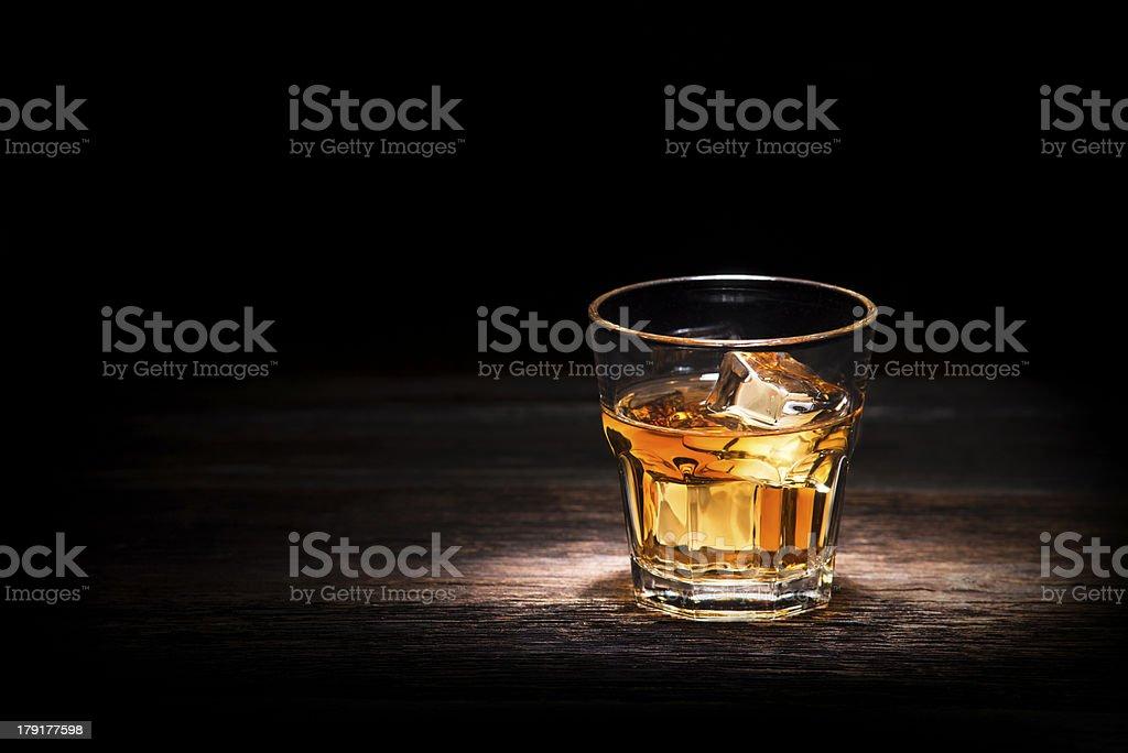 Whiskey stock photo