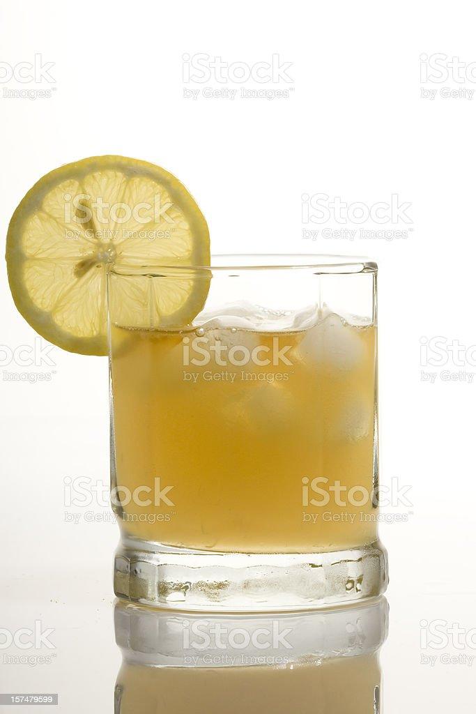 Whiskey Sour stock photo