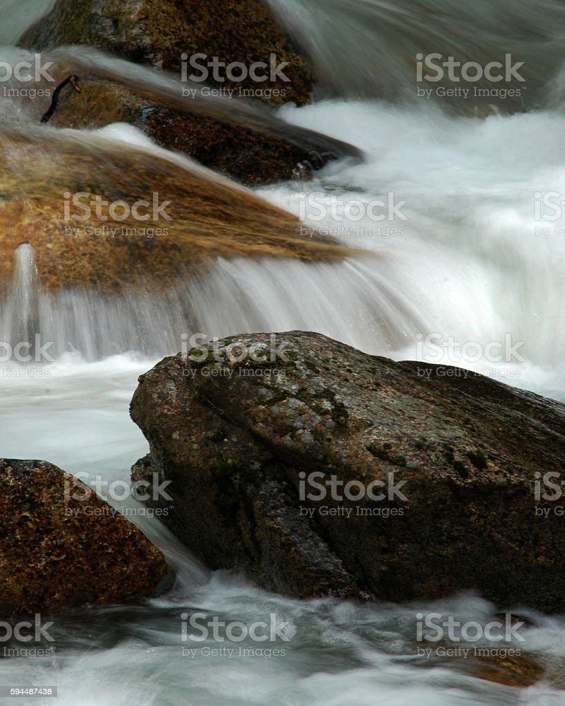 Whispering Rapids stock photo