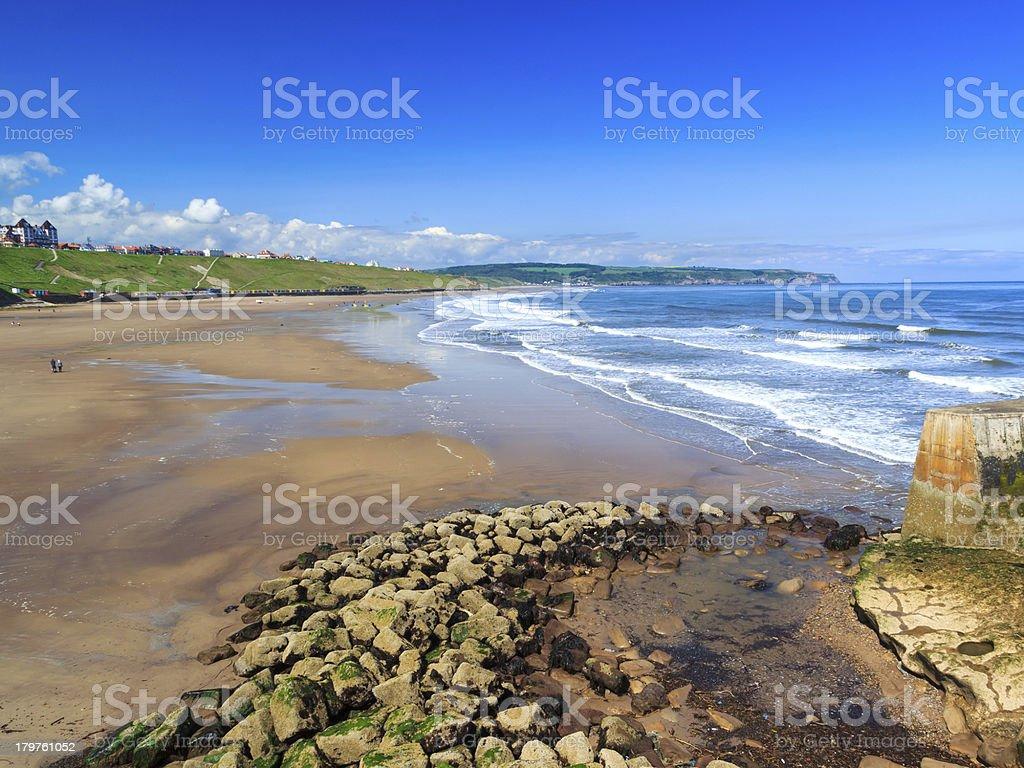 Whitby Yorkshire England UK royalty-free stock photo