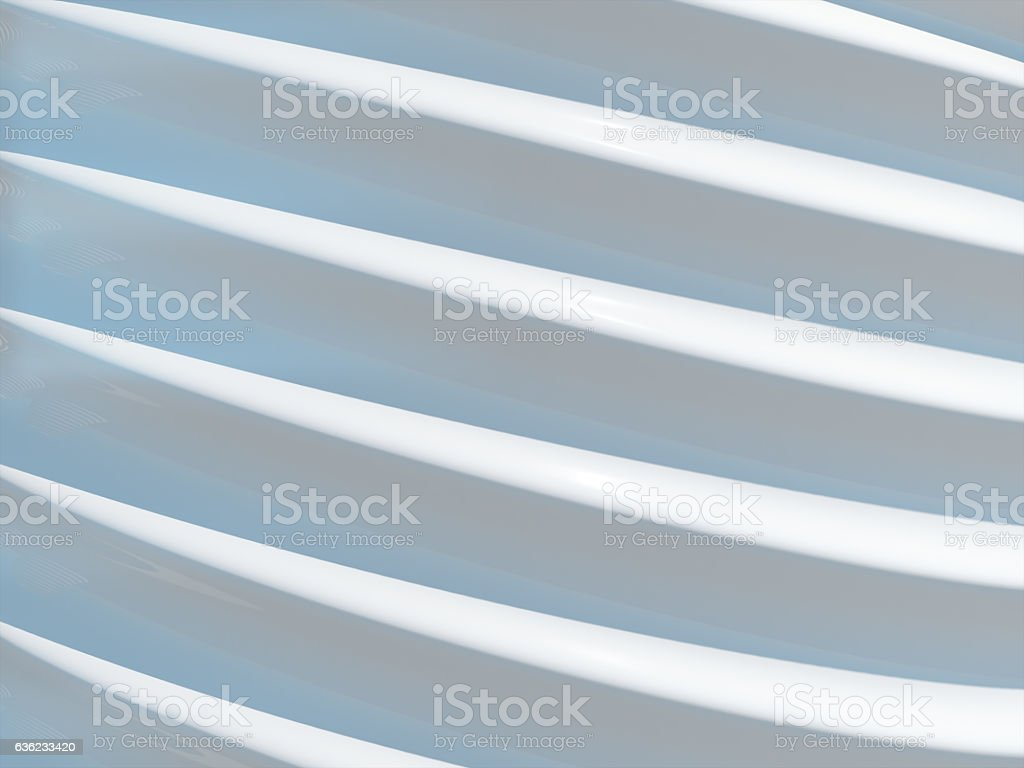White abstract background .3d rendering stock photo