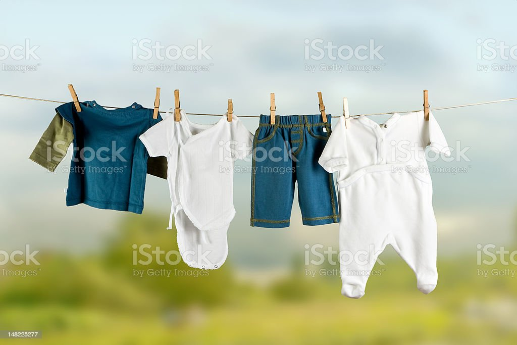 White and colored stock photo