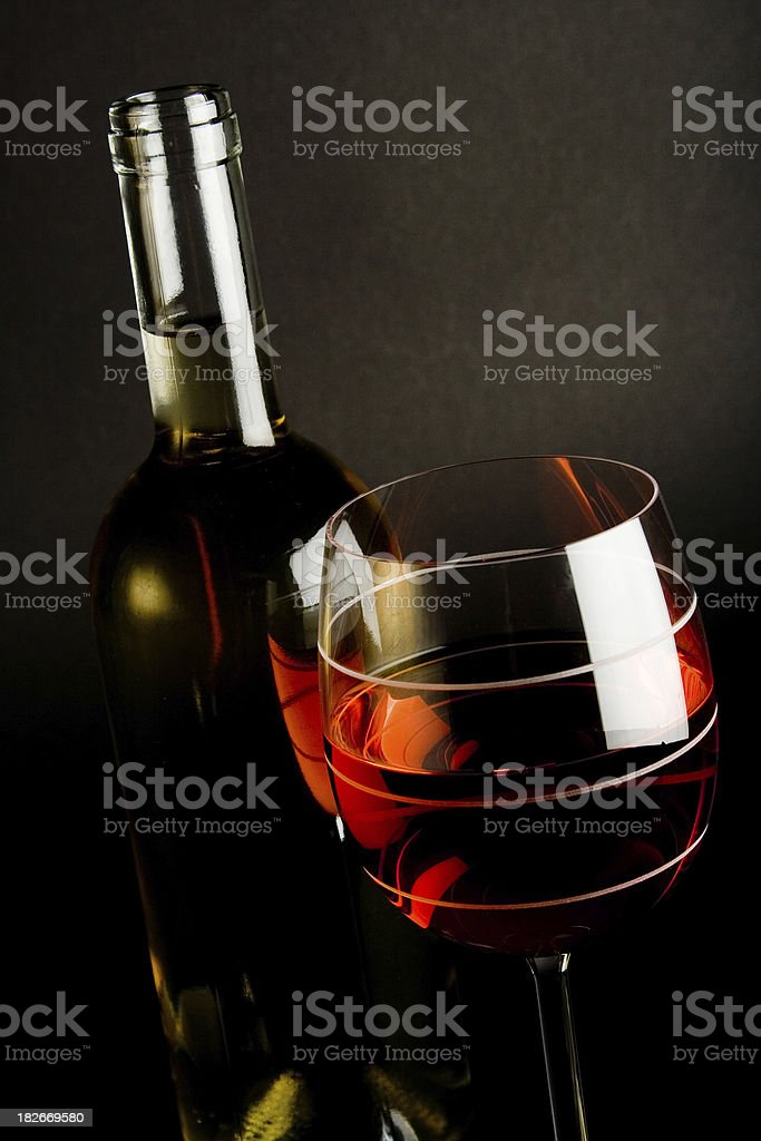 White and red royalty-free stock photo