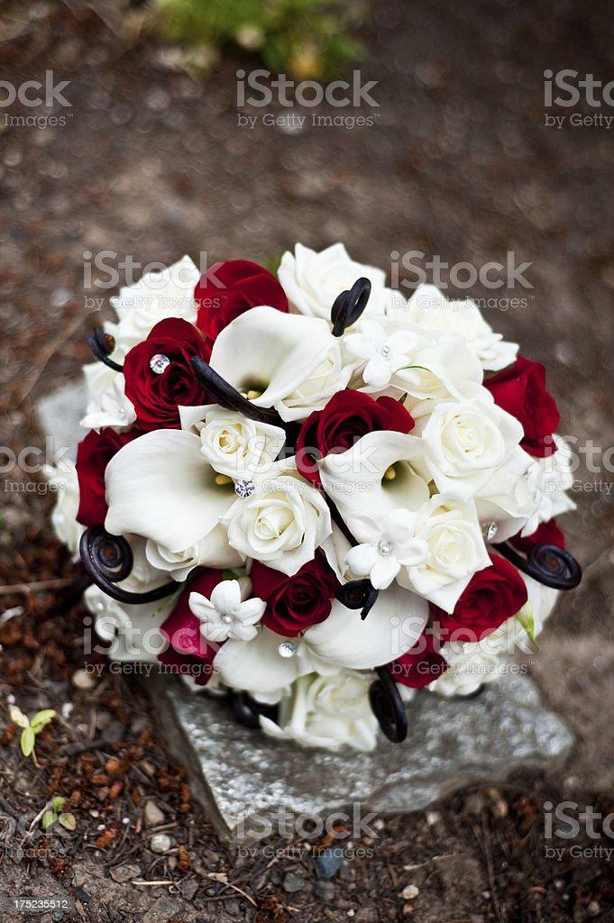 les espaces white salon et red roses de lys retournées dans