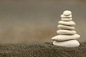 White balance zen stones
