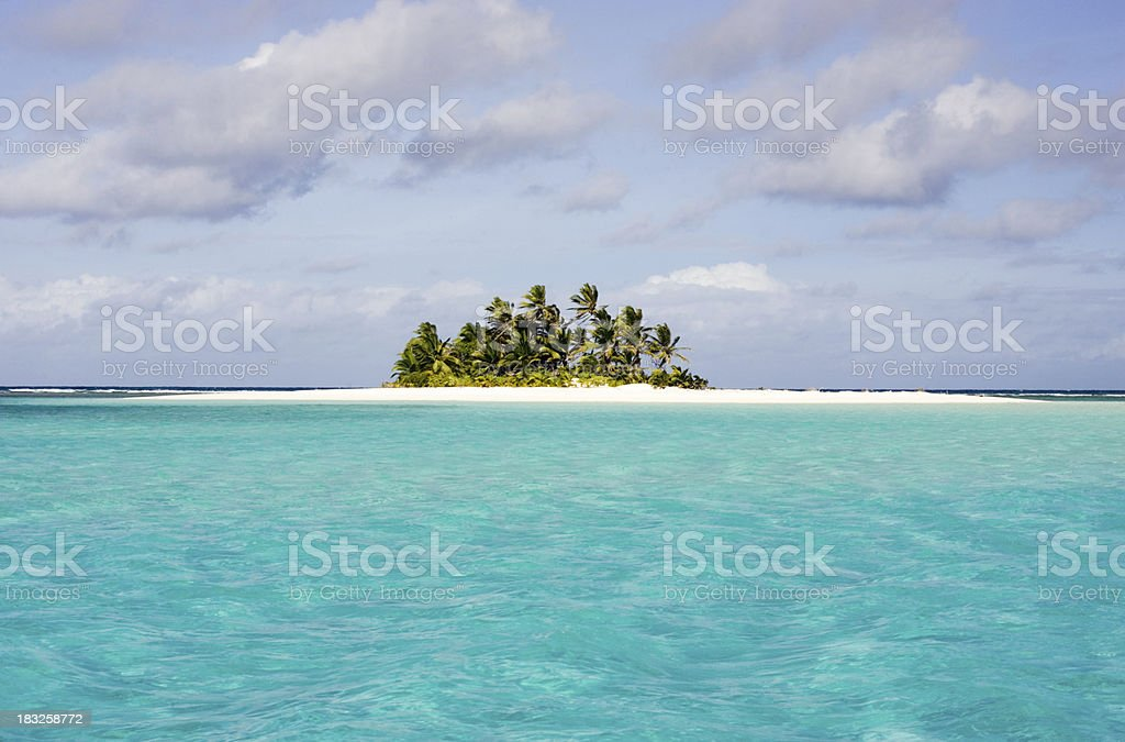 white beach island royalty-free stock photo
