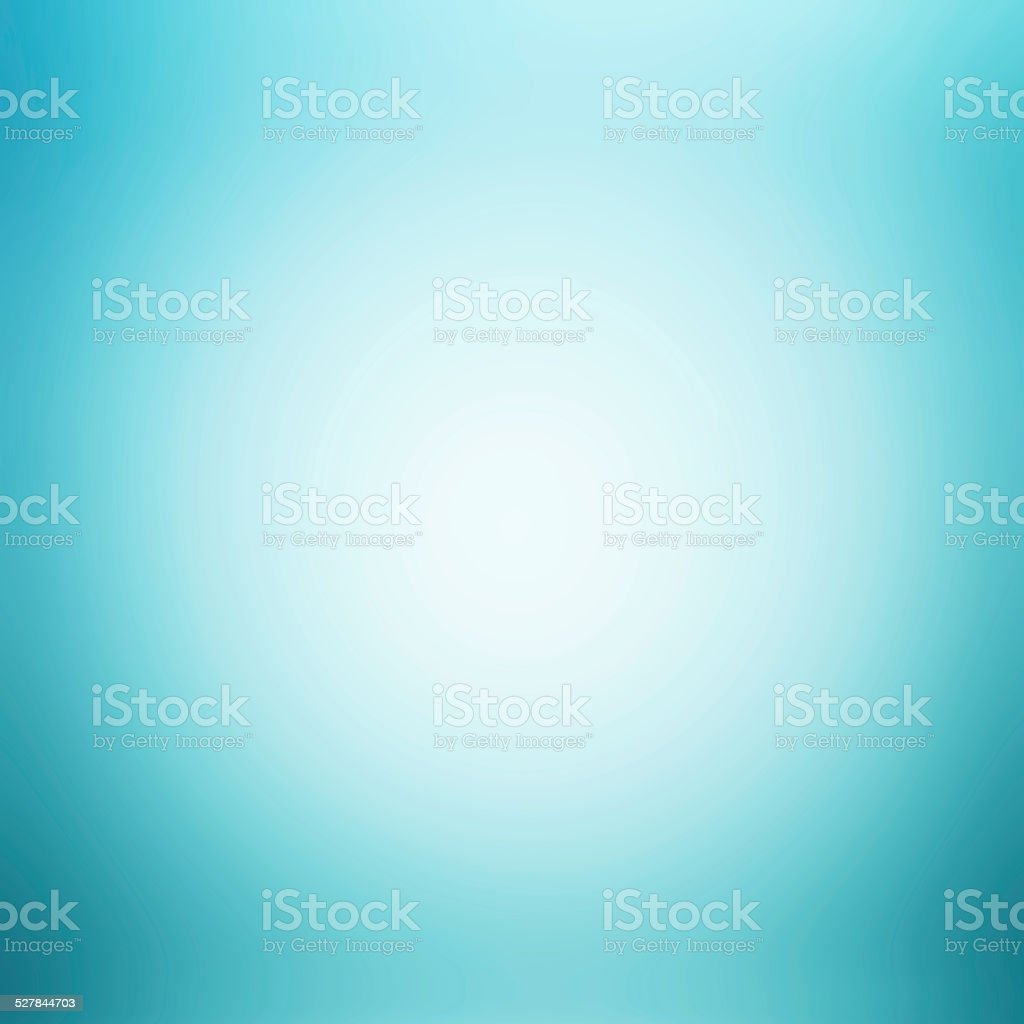White blue abstract background with radial gradient effect stock photo