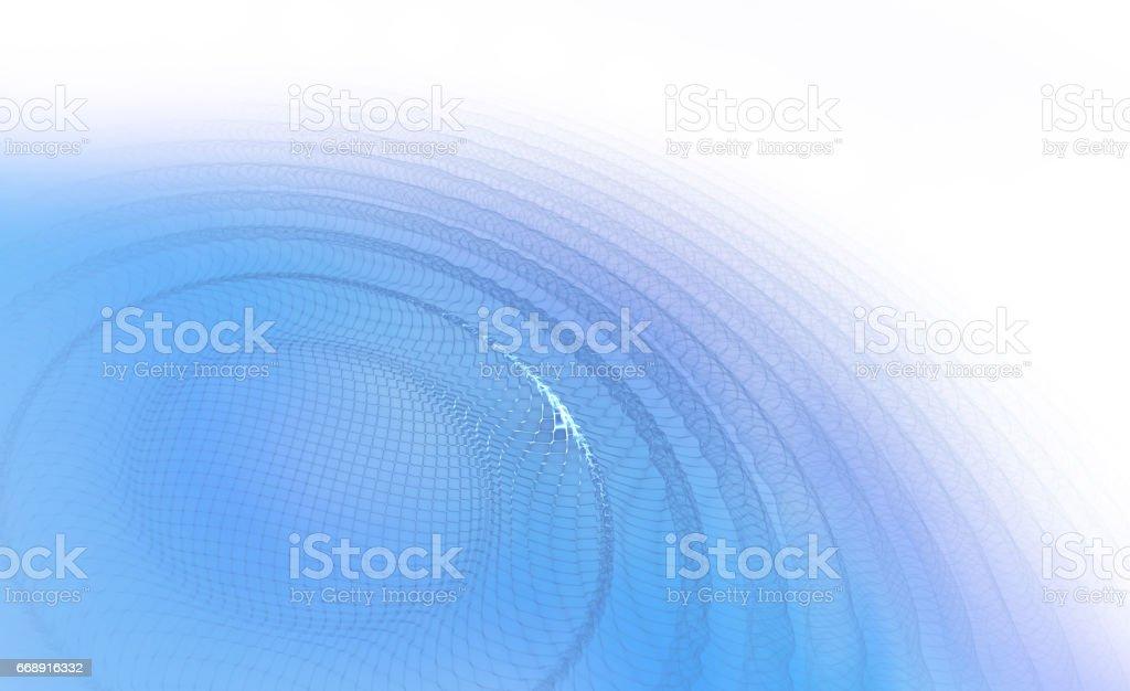 White blue modern background stock photo