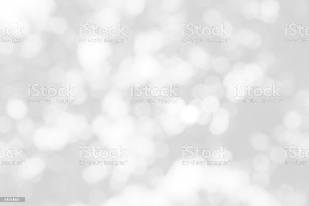 White blurred abstract background / grey abstract background. stock photo