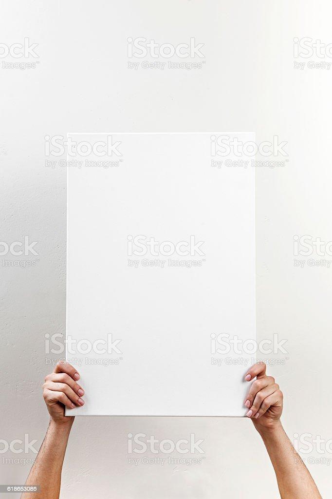 white board,Placard, stock photo