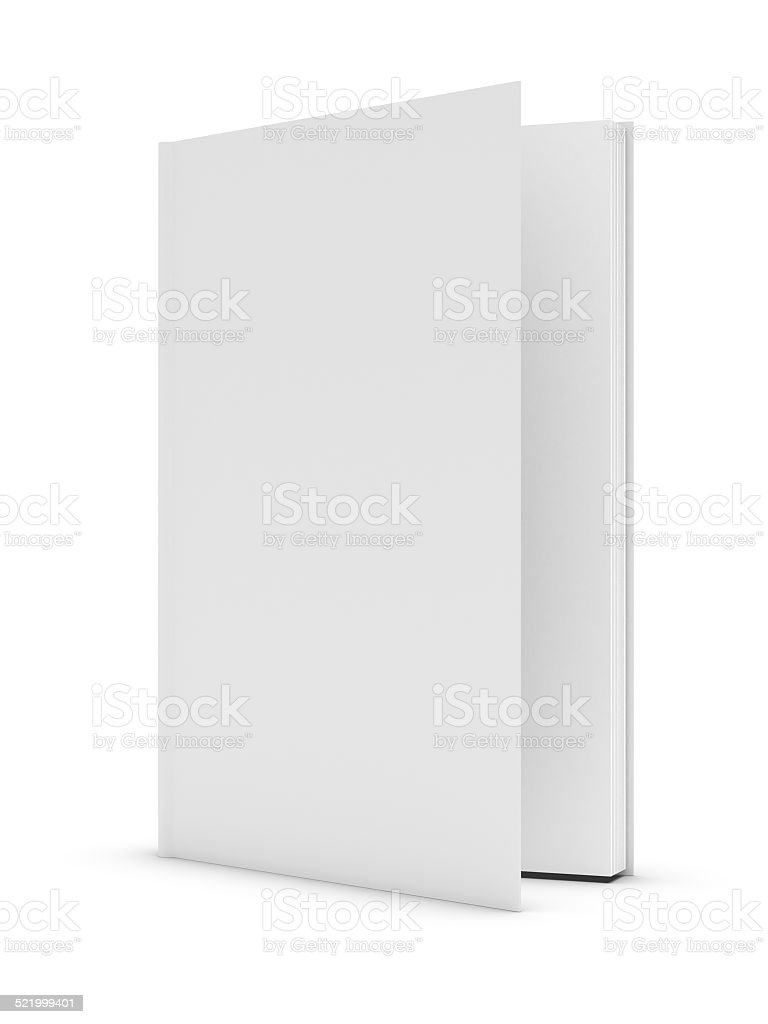 White Book stock photo