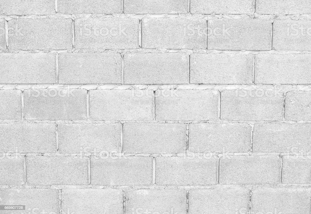 white brick texture or background