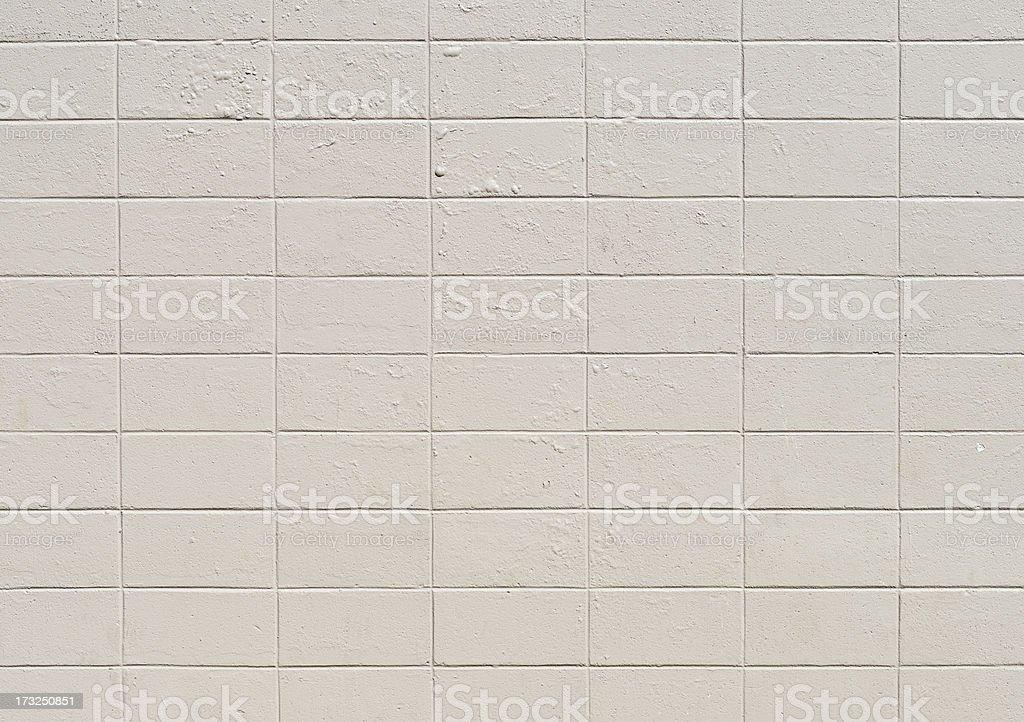 White Brick Wall Background - XXXL Photo stock photo