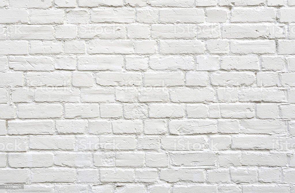 pared de ladrillo blanco foto de stock libre de derechos - Pared Ladrillo Blanco