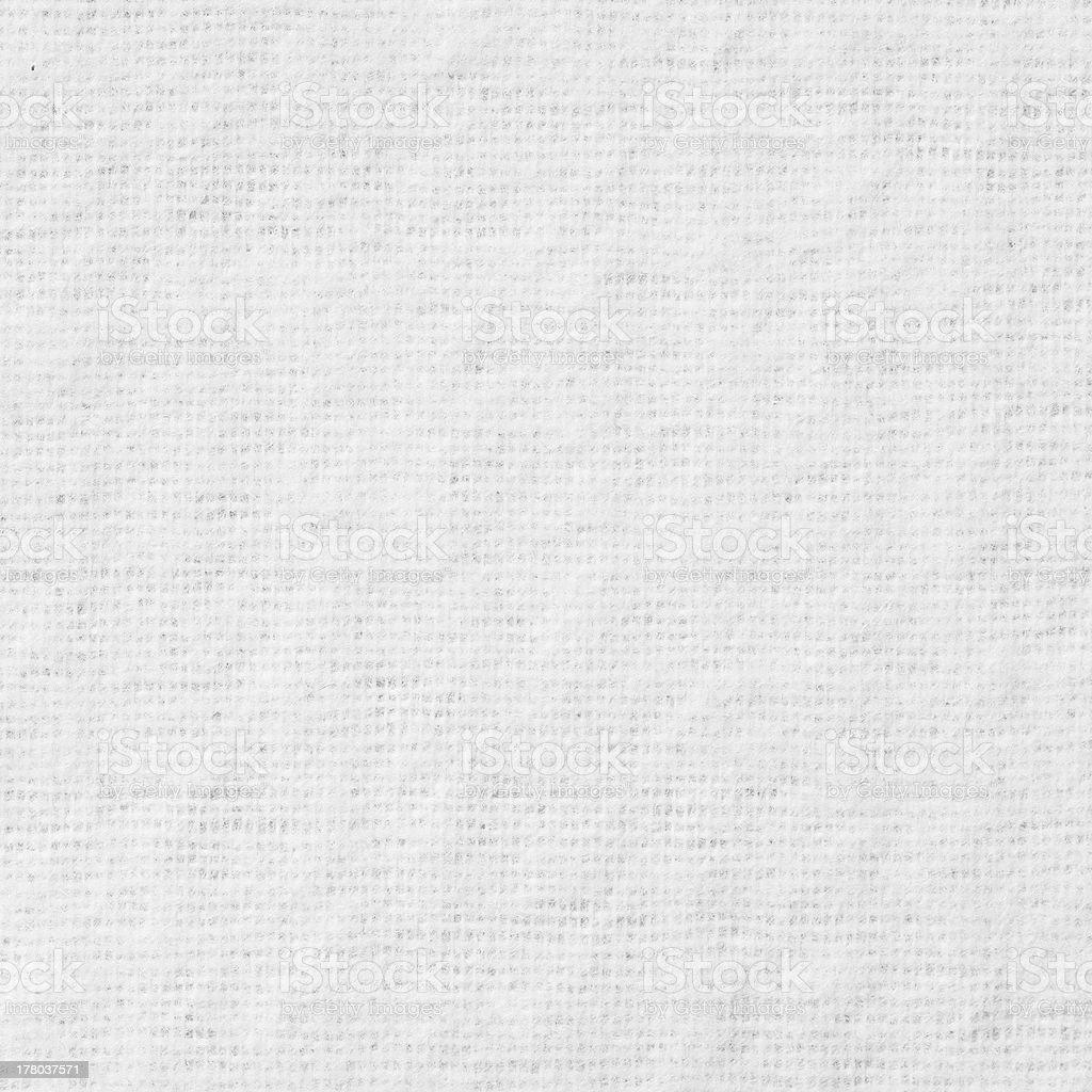 White canvas background royalty-free stock photo