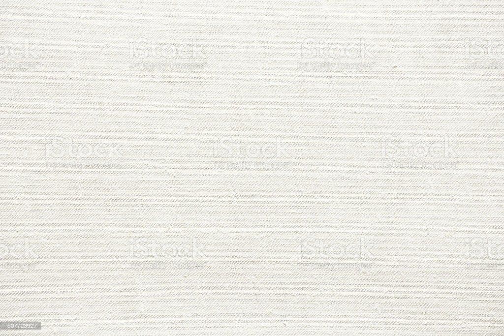 White Canvas Background. stock photo