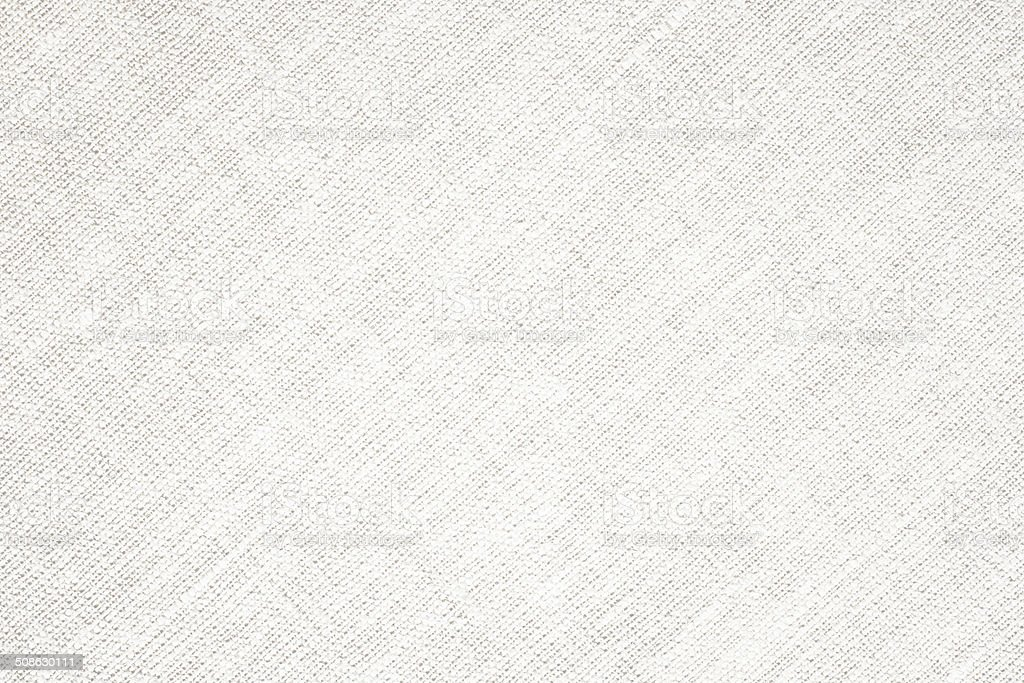White Canvas Background. stock photo