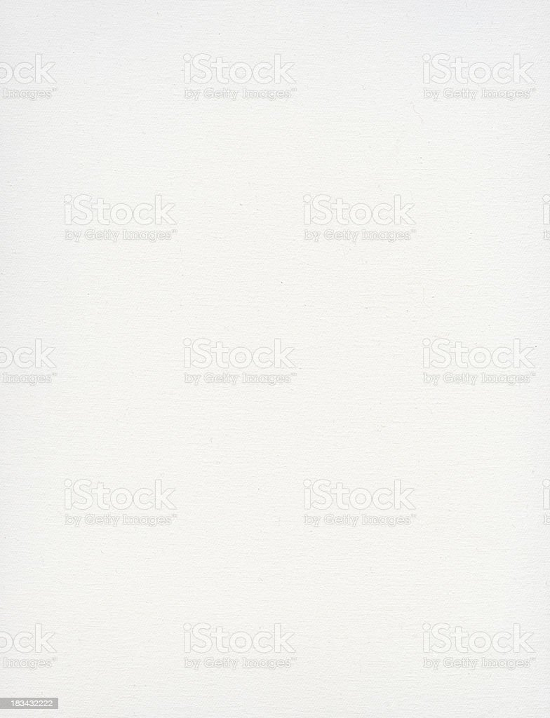 White Canvas royalty-free stock photo