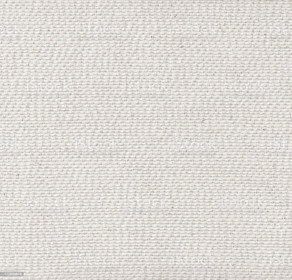 white canvas texture royalty-free stock photo