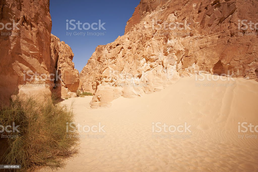 White Canyon stock photo