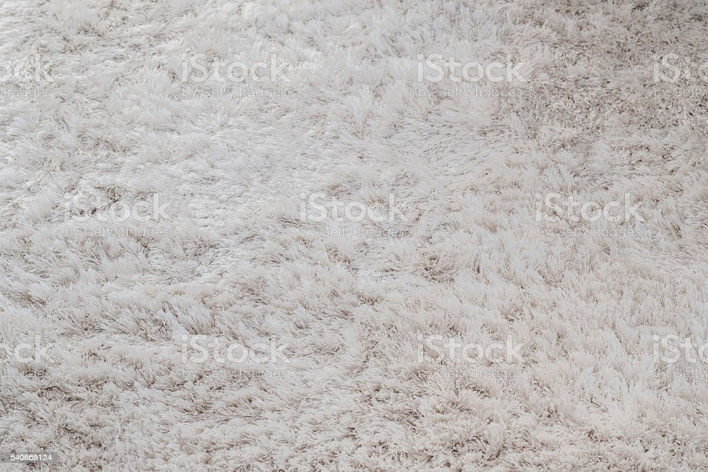 perfect white carpet texture background selective focus shallow depth of field stock photo with shag rug e55 white